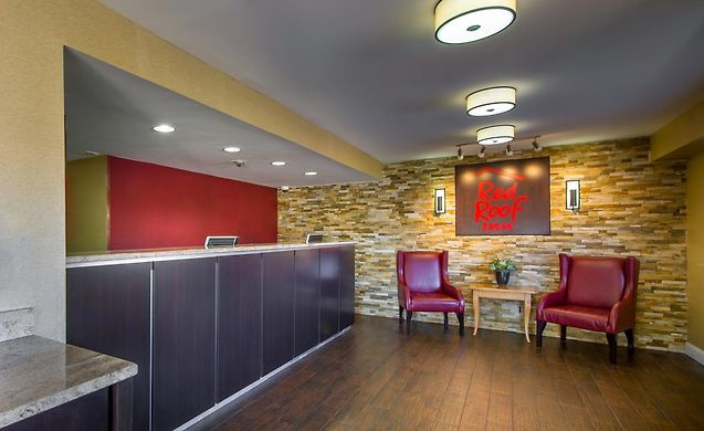 ** RED ROOF INN CHARLOTTE AIRPORT, CHARLOTTE **
